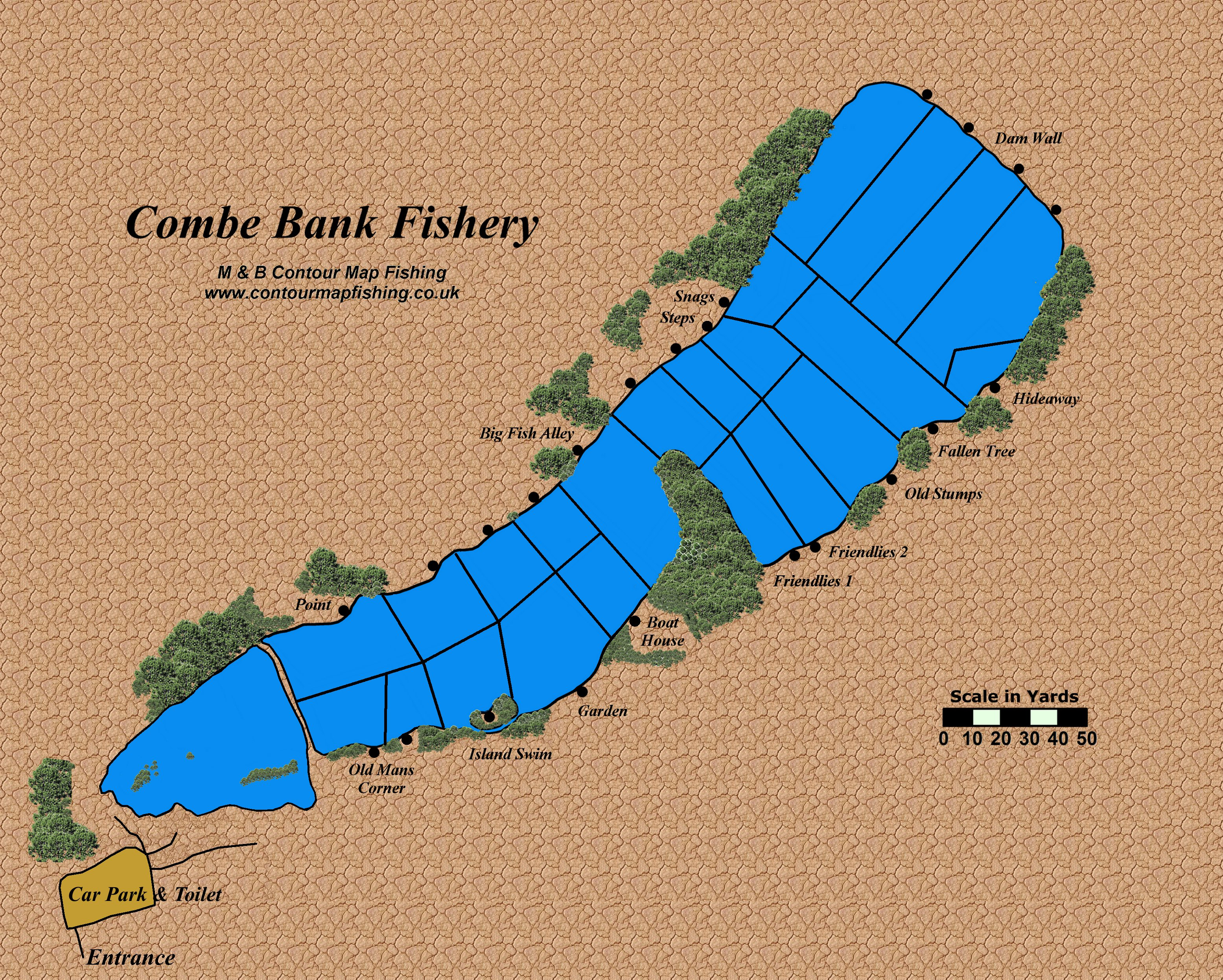 Welcome To Combe Bank Fisheries